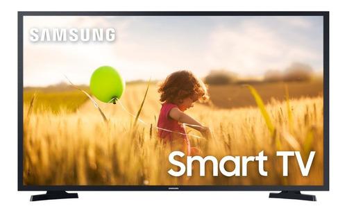 Imagem 1 de 6 de Smart Tv Samsung 40 Tizen Fhd 40t5300 2020 Hdr