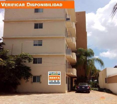 Departamento Residencial En Renta Rosalio Bustamante