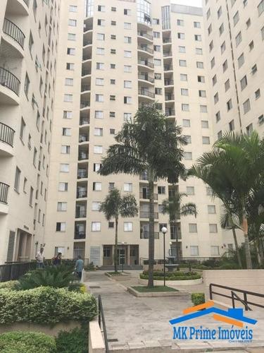 Imagem 1 de 14 de Apartamento Com 02 Dorm. Na Cidade Das Flores, Osasco. - 572