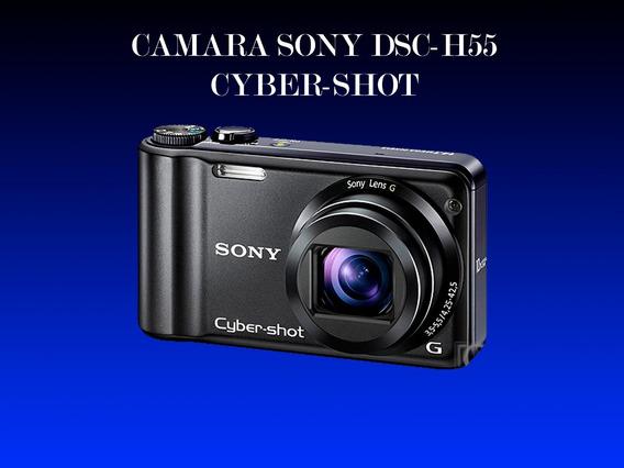 Camara Sony Cyber-shot Dsc-h55