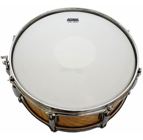 Pele Attack Drumheads 2-ply Heavy Coated Super Blastbeat 14¨