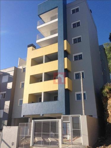 Apartamento Com 2 Dormitórios À Venda, 57 M² Por R$ 182.000,00 - Presidente Vargas - Caxias Do Sul/rs - Ap0765