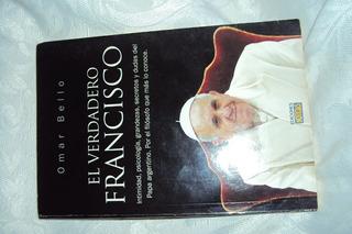 Libro El Verdadero Francisco