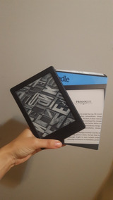 Kindle Geração 8