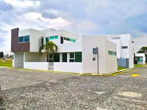 Imagen 1 de 24 de Casa En Venta En Juan C Bonilla  Sobre Bulevard A Huejotzingo. Frac.el Capulin
