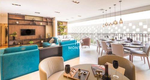 Imagem 1 de 21 de Apartamento À Venda, 164 M² Por R$ 3.029.719,00 - Vila Romana - São Paulo/sp - Ap2968