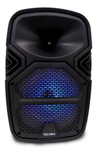 Bafles Bocina Bluetooth Amplificados Recargable Portatil Fm