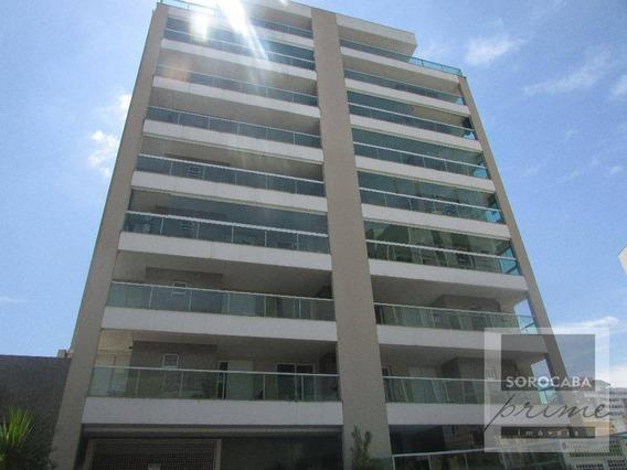 Apartamento Duplex Com 4 Dormitórios À Venda, 270 M² Por R$ 1.260.000 - Parque Campolim - Sorocaba/sp, Próximo Ao Shopping Iguatemi. - Ad0002