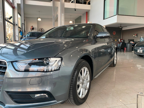 Audi A4 1.8 Attraction Tfsi Mt 170cv Impecable!!!!!!!!!