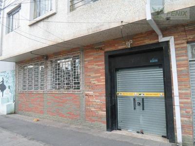 Loja Comercial Para Locação, Centro, Curitiba. - Lo0041