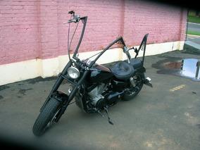 Shadow 750 Personalizada - Troco Por Lander / Fazer 250