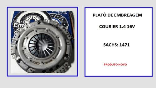 Platô De Embreagem Courier 1.4 16v Sachs 1471