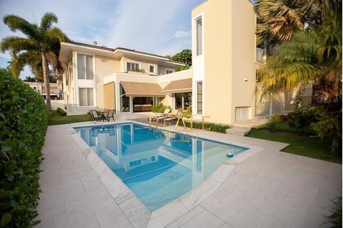 Casa À Venda, 500 M² Por R$ 3.800.000,00 - Condomínio Vista Alegre - Sede - Vinhedo/sp - Ca1083