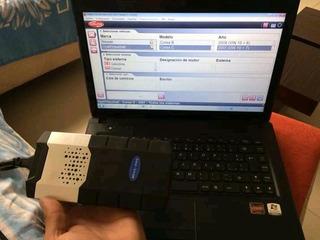 Escaner Automotriz Delphi Y Sofware Wow Y Laptop