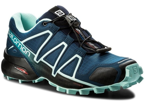 Tênis Speedcross 4 W Salomon - Azul