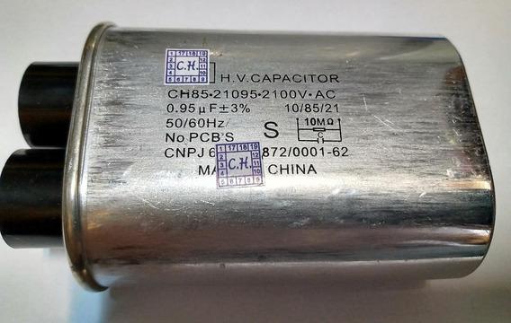 Capacitor Alta Tensão Microondas 0.95uf X 2100v