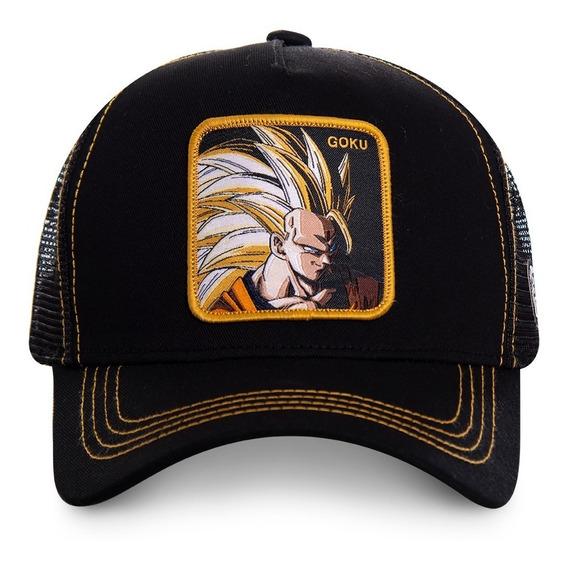 Gorras Capslab Dragon Ball Z - Goku