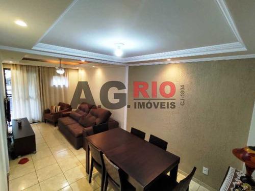 Apartamento-à Venda-vila Valqueire-rio De Janeiro - Vvap30104