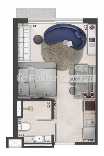 Imagem 1 de 15 de Apartamento, 1 Dormitórios, 25.98 M², Mont Serrat - 186776