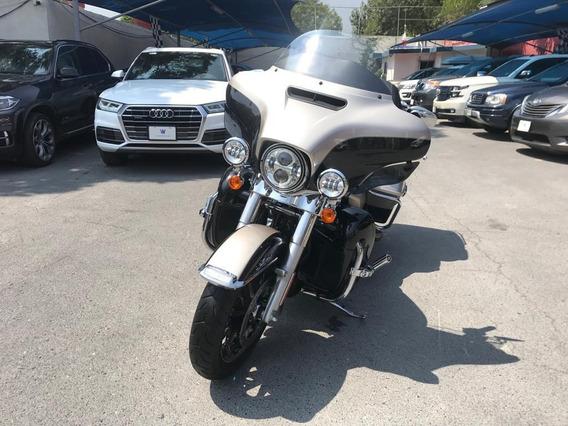 Harley Davidson Ultra Limited 2018