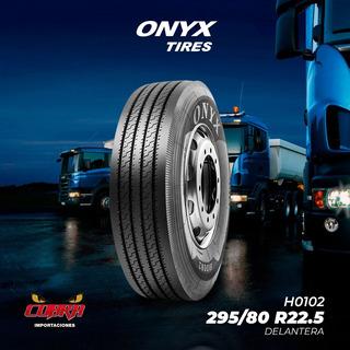 Llantas Volqueta 295/80 R22.5 Onyx H0102 Con Garantía