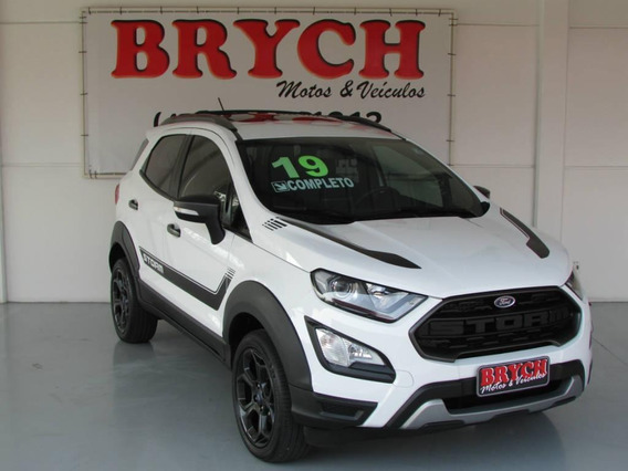 Ford Ecosport Storm 4 Automatica 2.0 2019
