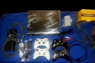 Xbox 360 Flasheado