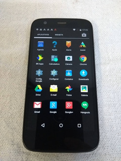 Celular Motorola Moto G1 - 8 Gb - Android 5.1 Ótimo Estado