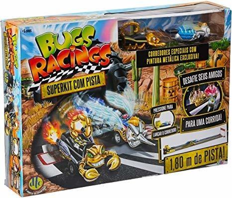 Superkit Com Pista Bugs Racings Dtc 5062