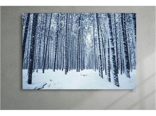 Imagen 1 de 4 de Cuadro Decorativo Snow Multicolor Këssa Muebles