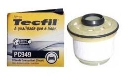 Filtro Combustível Hilux Sr D4d 3.0 16v Diesel 2005-2010 *