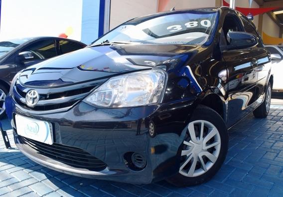 Toyota Etios 1.5 Xs 16v Flex 4p Manual 2013/2014