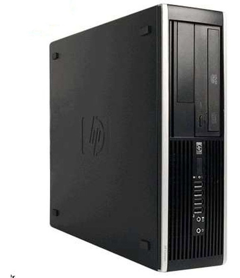 Cpu Hp 8200 Elite 1155 I5 8gb Hd 1tb Gravador Wifi
