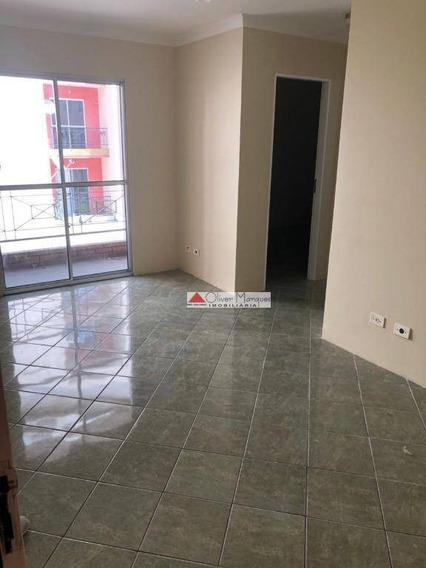Apartamento Com 2 Dormitórios À Venda, 50 M² Por R$ 280.000,00 - Jardim D Abril - Osasco/sp - Ap5882