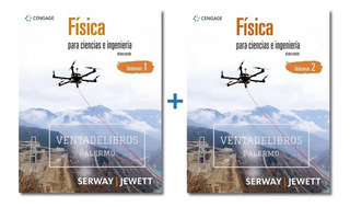 Física Para Ciencias E Ingeniería Serway 1 + 2 (2 Libros) F