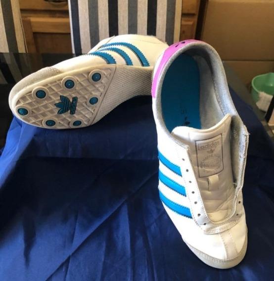 Zapatillas adidas Originales De Cuero.