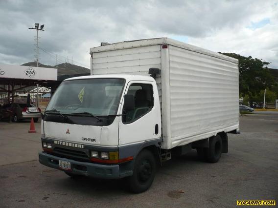 Camiones Cavas Mitsubishi Canter