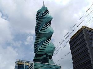 Hermosa Oficina En Alquiler En F&f Tower Bella Vista Panama