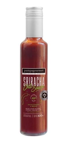 Salsa Para Carne Sriracha Pampagourmet 1x300g