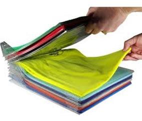 Organizador De Roupas, Camisas E Camisetas Tipo Arquivo