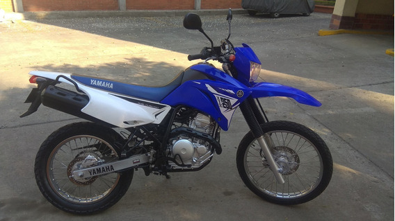 Yamha Xtz 250 Azul 2016