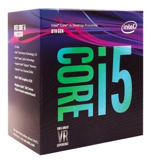 Procesador Intel Core I5 8400 4.0ghz 6 Nucleos 8va Gen 1151