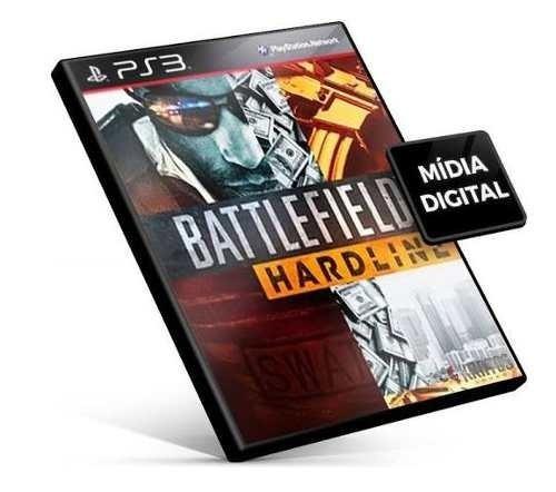 Battlefield Hardline Ps3 Português Promoção