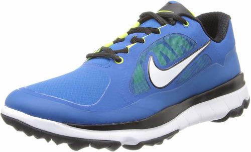Gracias Y equipo mordedura  Nike Golf Hombre Fi Impacto Para Zapatos De Golf, Azul, 1   Mercado Libre