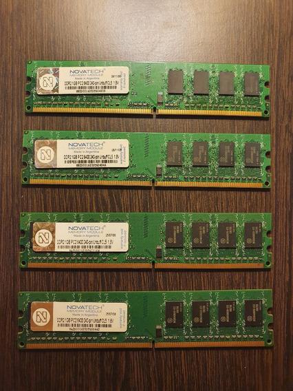 Memoria Ddr2 1gb Pc2 6400 240 Pin, ( Valor De Cada Una )