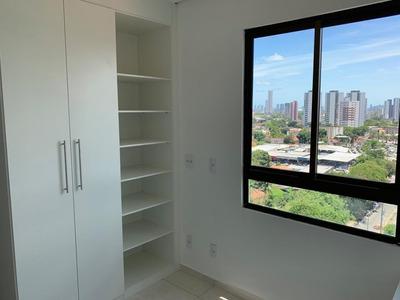 Apartamento Em Madalena, Recife/pe De 51m² 2 Quartos À Venda Por R$ 350.000,00para Locação R$ 2.200,00/mes - Ap238206lr