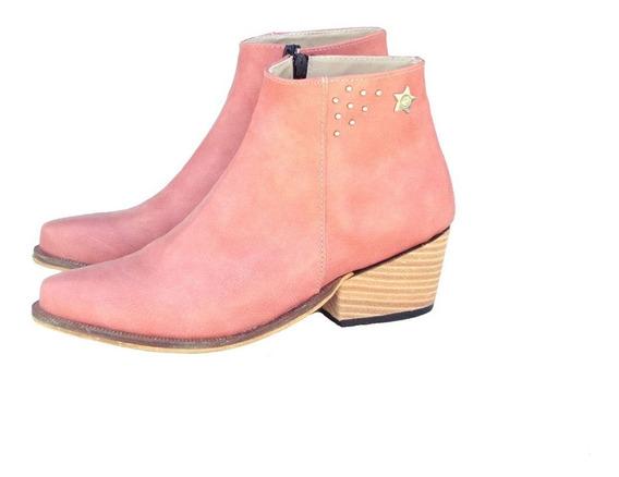 Botas Mujer Botitas Borcegos Zapatos Otoño Invierno 2018