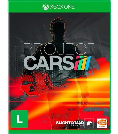 Project Cars - Xbox One - Mídia Física