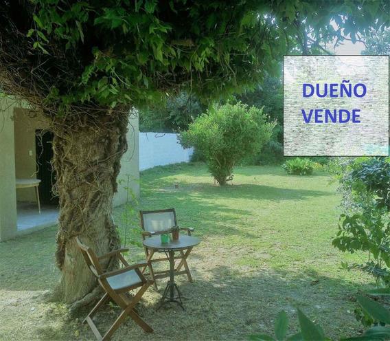 Dueño Vende Hermosa Casa De 4 Amb, Cochera, Quincho Y Parque