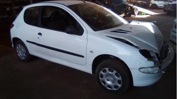 Sucata Peugeot 206 1.0 16v // 2004